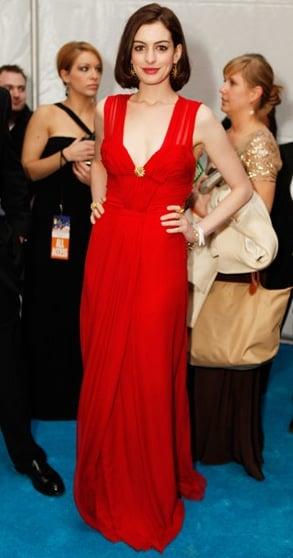 Anne Hathaway, Dior