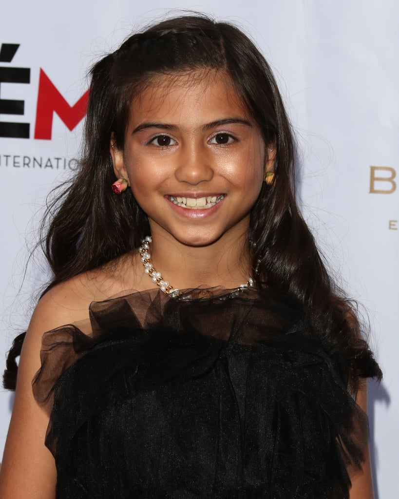 Madison Taylor Baez as Young Selena