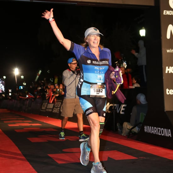 Anne Parkhurst Ironman Competition