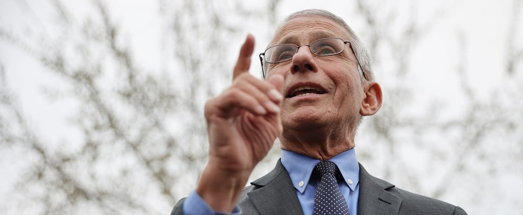 Dr. Fauci's COVID-19 Advice on The Daily Show