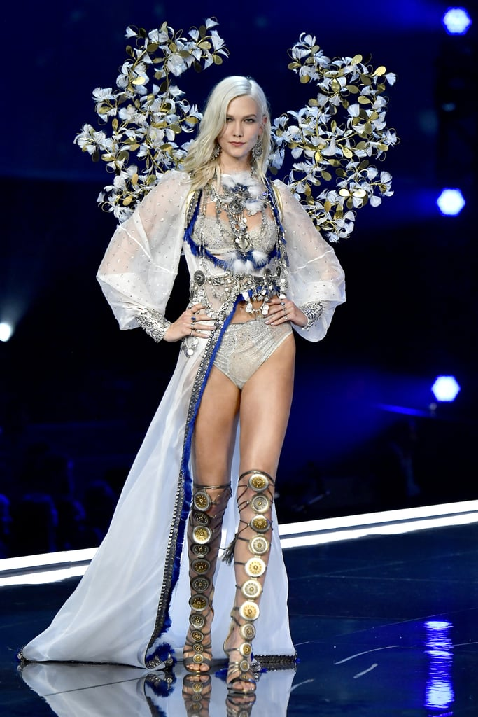 Karlie Kloss Returned to the Runway After a Two-Year Hiatus