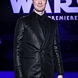 جوناس سوتامو في العرض الأول لفيلم Star Wars: Rise of Skywalker في لوس أنجلوس