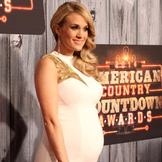 Carrie Underwood Doesn't Like Wearing Maternity Clothes