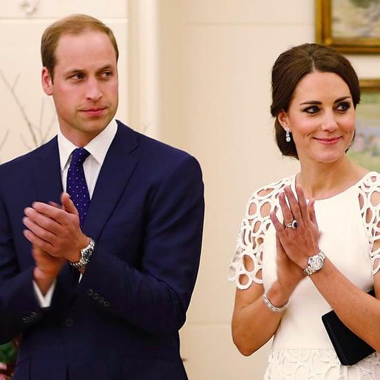 Warum trägt Prinz William keinen Ring?