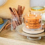 Aromascape Pumpkin-Scented Candle