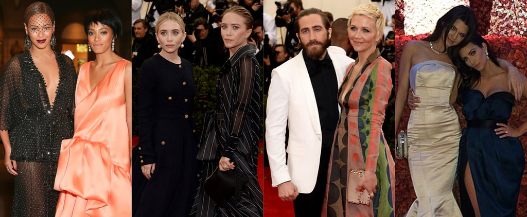 Which Met Gala Siblings Were the Most Glam?