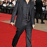 Photos of Johnny Depp and Marion Cotillard at Public Enemies Premiere in London