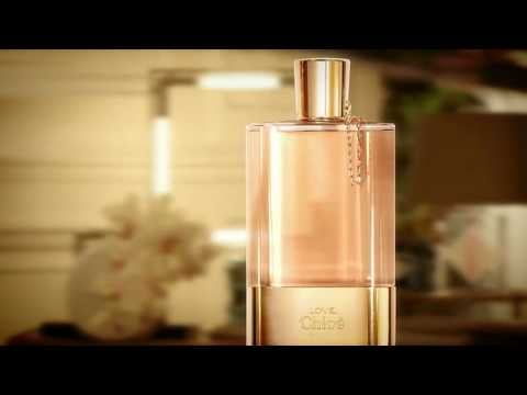 Love, Chloé Fragrance Description, Photos and Behind-the-Scenes Video With Raquel Zimmermann