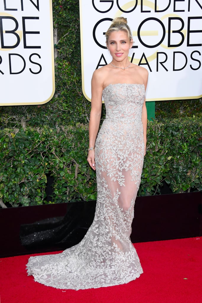 Elsa Pataky's Zuhair Murad Dress at 2017 Golden Globes
