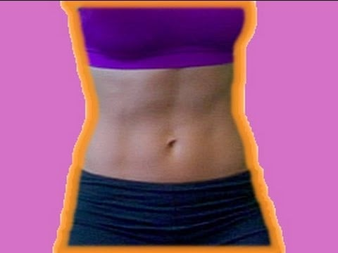 """""""Standing Crunch-Less Ab Workout"""" From Sarah Fit"""