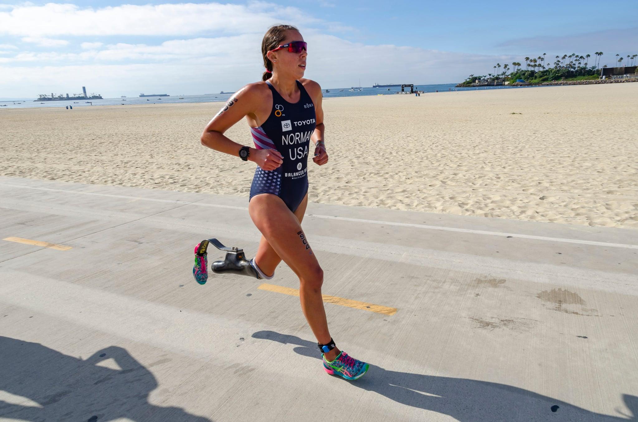 2019 USAT Paratriathlon National Championships in Long Beach, CA.  2019 Rich Cruse  CrusePhoto.com