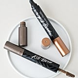 Yes, sometimes you sweat so much that your brow gel comes off. Not with a K-beauty tattoo product, says Sydney. Apply the Clio Kill Brow Tinted Tattoo($17) before bed and wake up with a perfectly pigmented pair! The dual-ended product has a mascara brush, which you can use for touch-ups.
