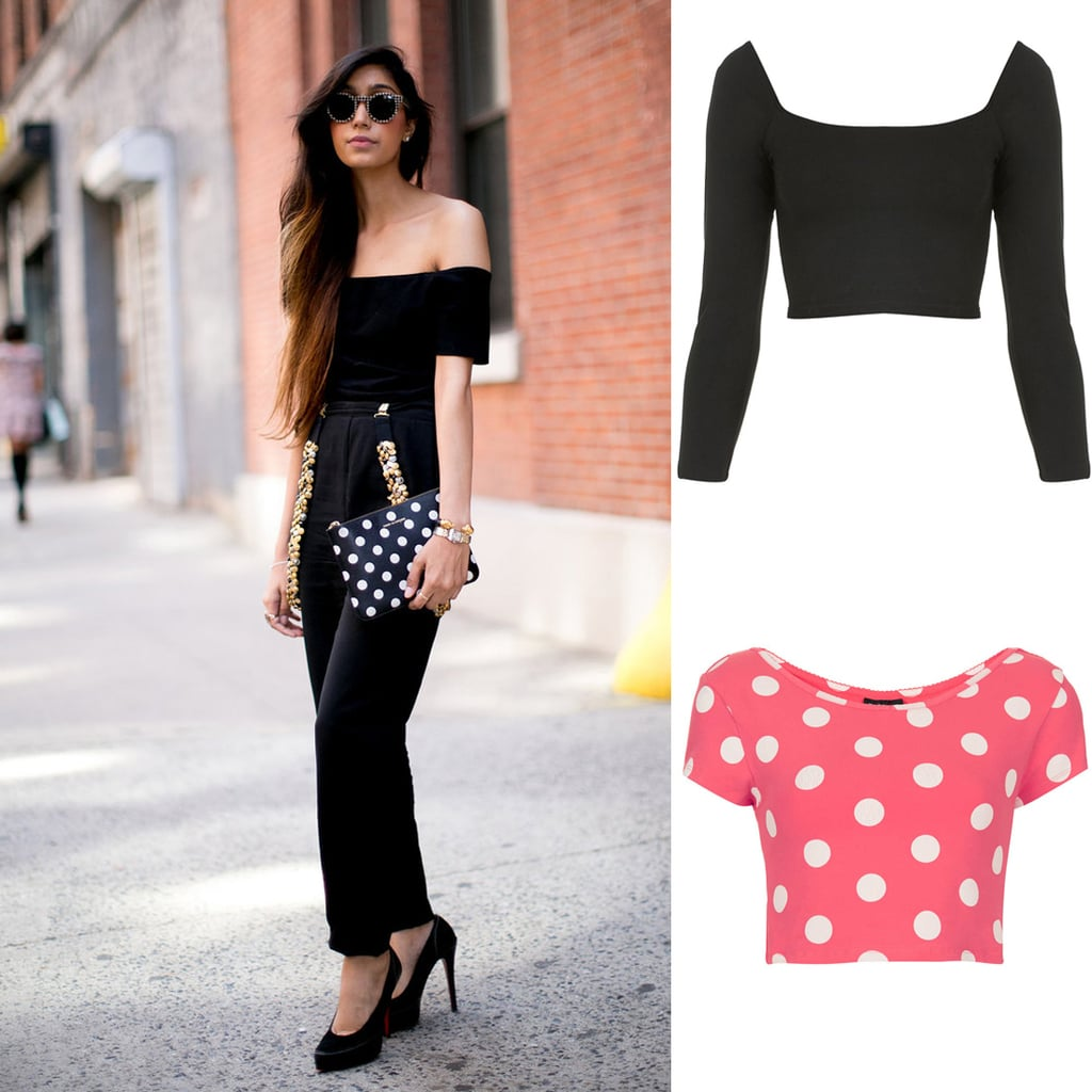Shop Street Style Trends Tops