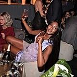 Abgebildet: Naomi Campbell