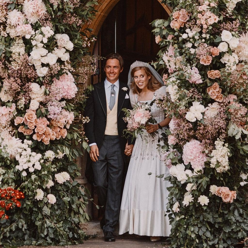 Princess Beatrice and Edoardo Mapelli Mozzi's Wedding Photos