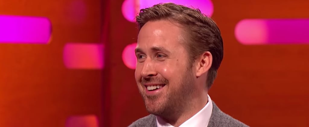 Ryan Gosling Has the Cutest Reaction to Watching His 12-Year-Old Self Dancing