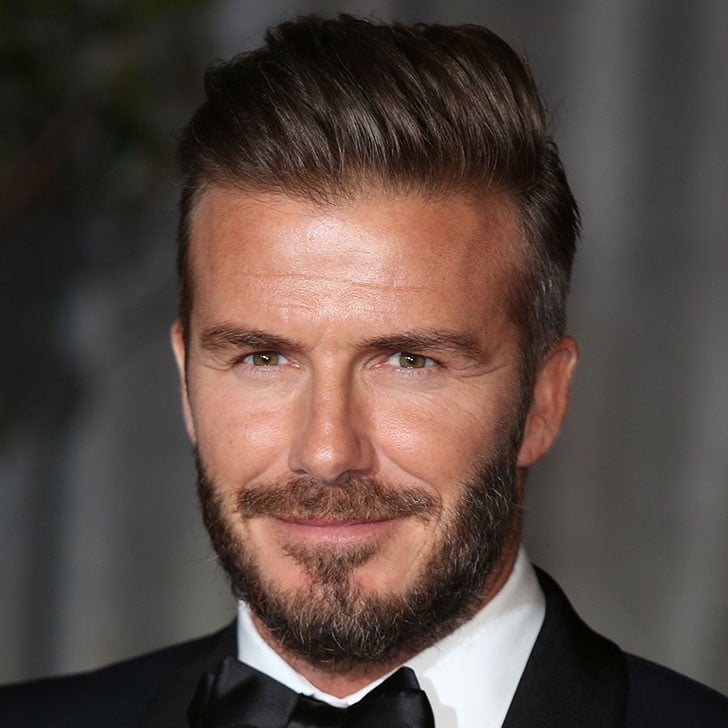 How To Get David Beckham S Hair Style Popsugar Beauty