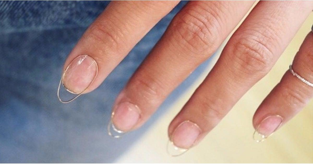 Wire Nail Art Trend | POPSUGAR Beauty