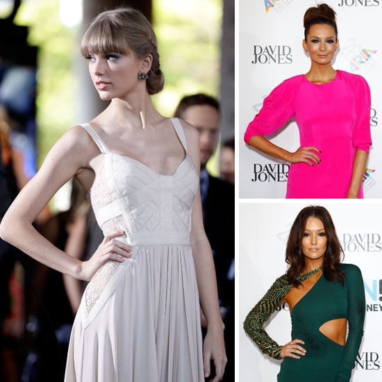 Pictures of Taylor Swift, Ricki Lee, Jessica Mauboy ARIAs