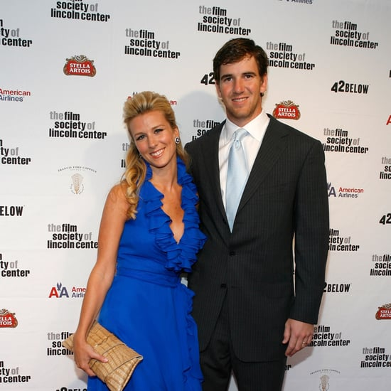 Eli Manning Welcomes His Fourth Baby