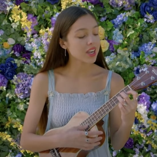 Olivia Rodrigo Disney Channel Summer Sing-Along Performance