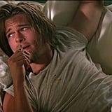 Brad Pitt, True Romance