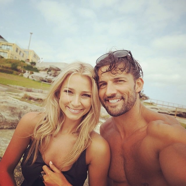 Anna Heinrich Tim Robards engagement Ring cost upwards of in value