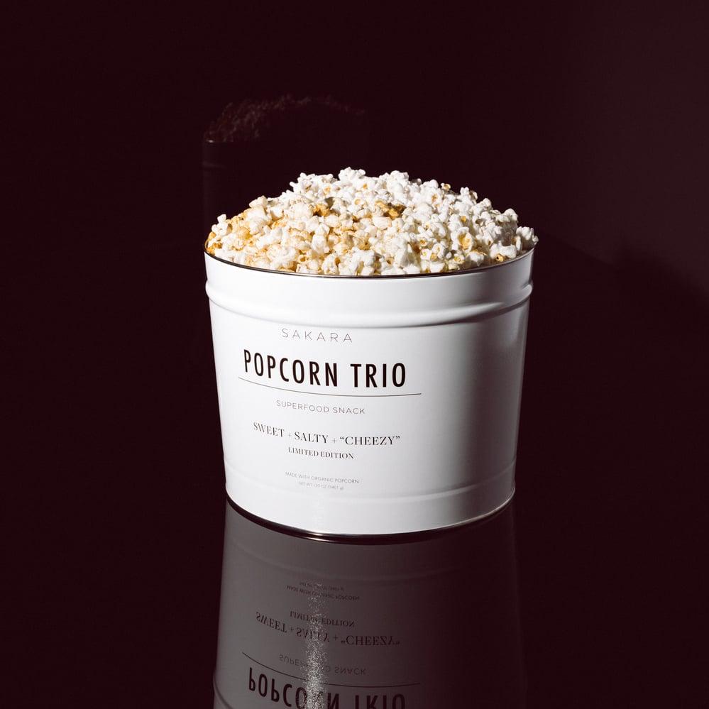 Sakara Life Holiday Popcorn Trio Review