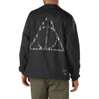Vans x Harry Potter Deathly Hallows Torrey Jacket