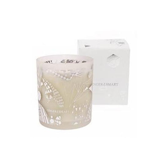 Large Boxed Candle, $50