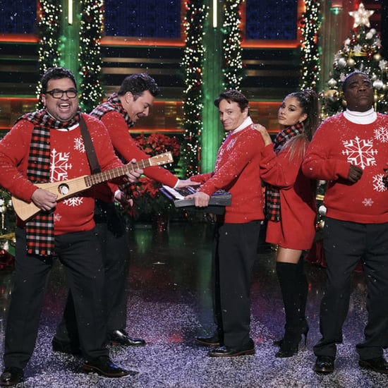 """""""I Wish It Was Christmas Today"""" on The Tonight Show Video"""