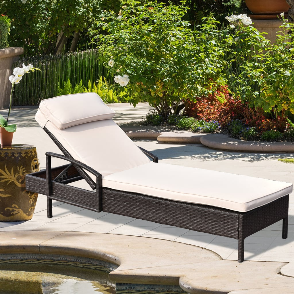 Costway Chaise Lounge Chair