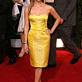 Reese Witherspoon in Nina Ricci at 2007 Golden Globes