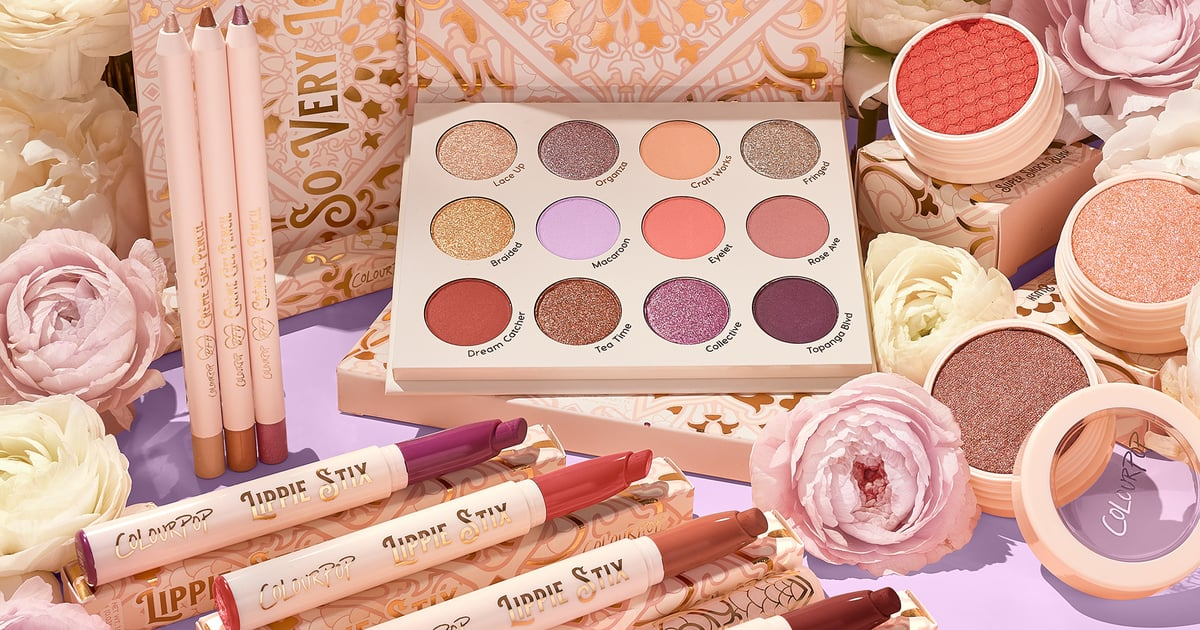 ColourPop Is Launching a Brand-New Makeup Collection For Summer, and It's All Under $18
