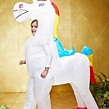 Chasing Fireflies Inflatable Unicorn Costume