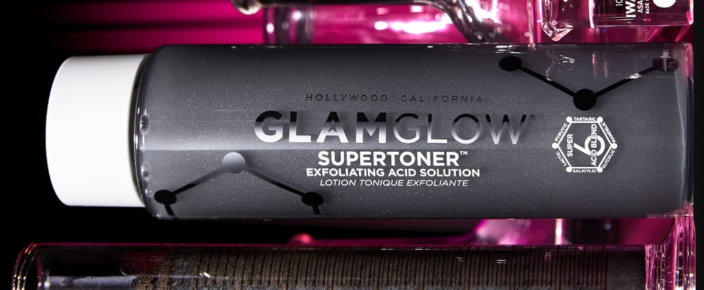 GlamGlow SuperToner and SuperSerum