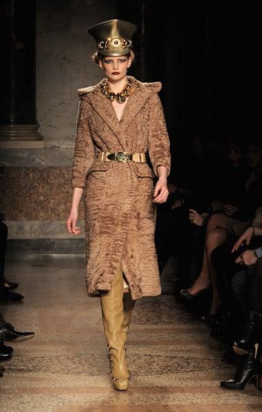 Milan Fashion Week: Francesco Scognamiglio Fall 2009