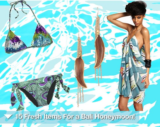 What to Pack For Summer Honeymoon to Bali