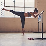 There's nothing better than barre class . . .