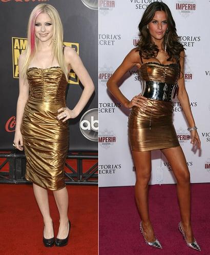 Who wore it better? Avril v/s Izabel