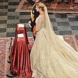 The Wedding Of Prince Guillaume Of Luxembourg & Stephanie de Lannoy - Official and Civil Ceremony
