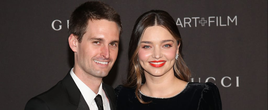 Miranda Kerr and Evan Spiegel Expecting Second Child