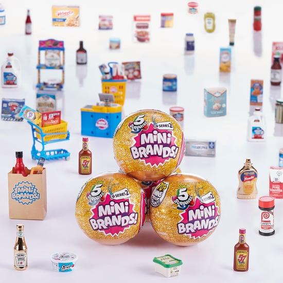 Zuru's 5 Surprise Mini Brands Series 2