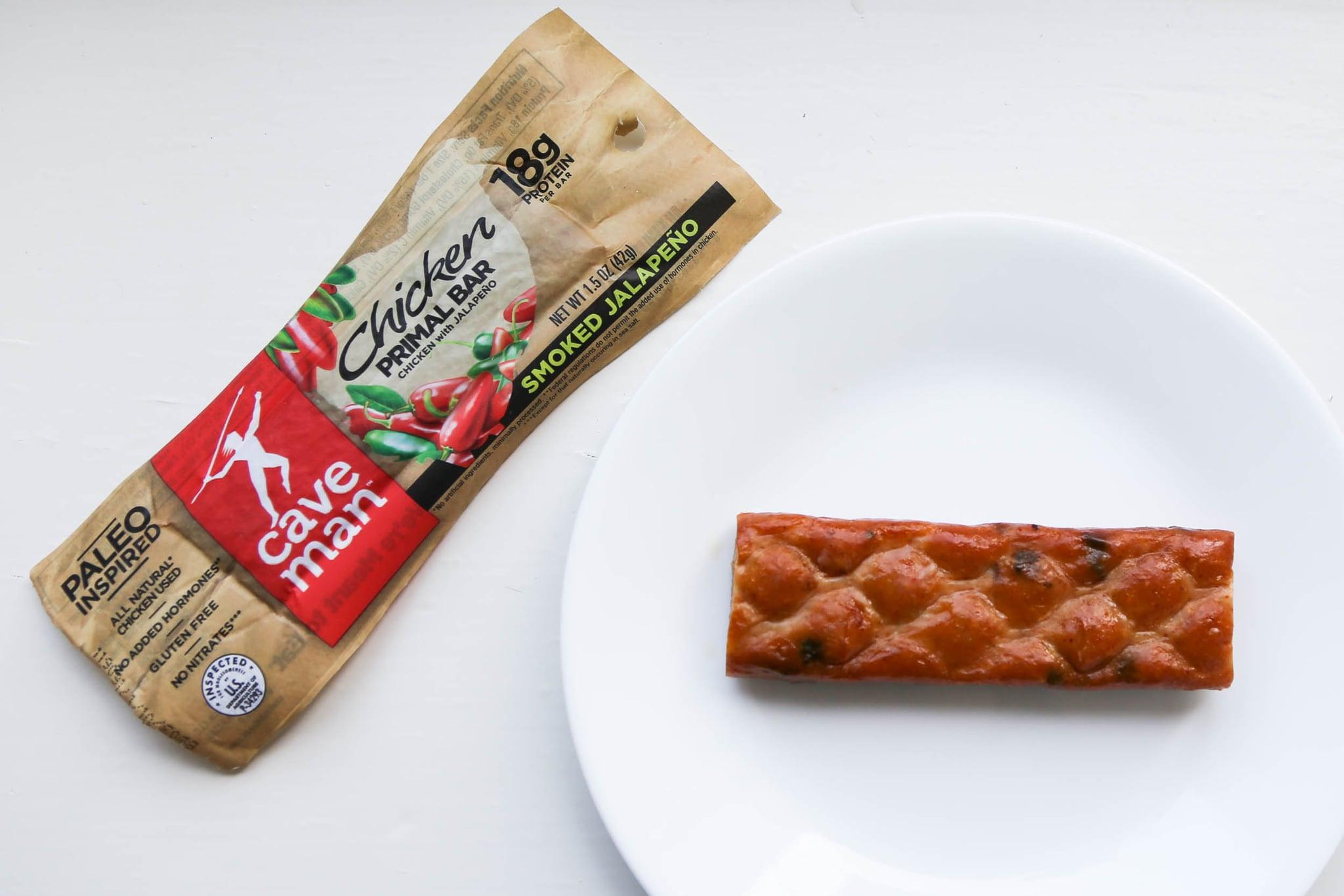 Caveman Food Bars : Paleo chicken protein bars popsugar fitness
