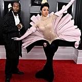 Cardi B's Dress at the 2019 Grammy Awards