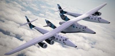 Virgin Galactic First Manned Flight