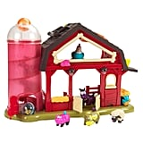 For Infants: B. Baa-Baa-Barn Farm House