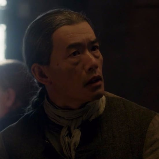 Outlander Interview Quotes About Mr. Willoughby