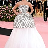 Sara Sampaio at the 2019 Met Gala