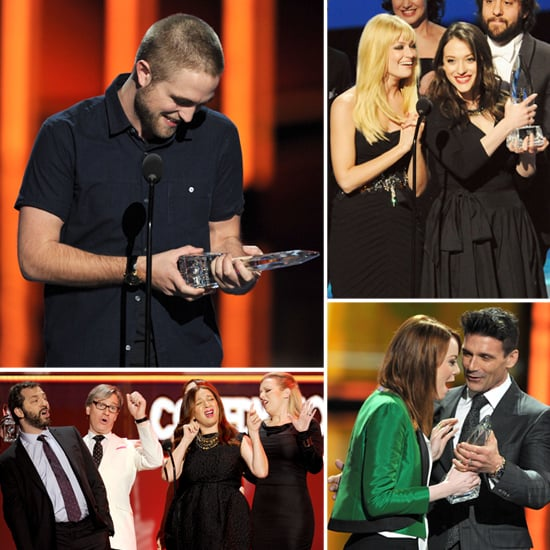 The Best OMG Reaction Moments at the People's Choice Awards!